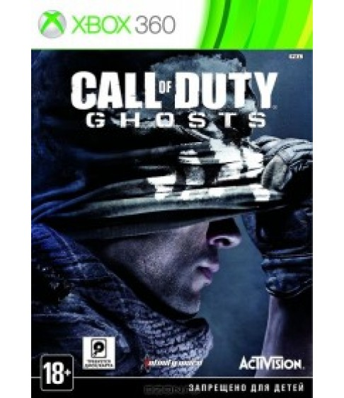 Call Of Duty 9 Ghosts XBox 360